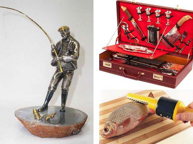 Подарки для рыбака на день рождения 56