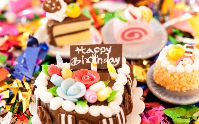 Привітання з днем народження у прозі
